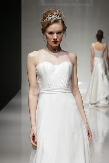 the Rhea dress by COCOE VOCI, White Gallery London